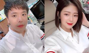 Trịnh Thăng Bình và bạn gái không công khai nhưng thường xuyên 'mặc chung đồ'