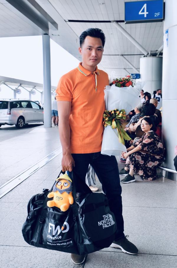 Loạt sao Việt ủng hộ Nhiên Everest chinh phục FWD Marathon Bắc Cực