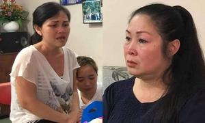 Em gái Anh Vũ bác bỏ tin 'gia đình không nhờ Hồng Vân giúp đỡ'