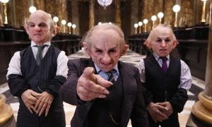 Ngân hàng phù thủy trong phim Harry Potter lần đầu mở cửa đón khách
