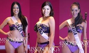 Thí sinh Hoa hậu Philippines bị chê kém sắc, hình thể xấu