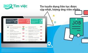 Timviec365.vn giải quyết bài toán tìm nhân sự cho doanh nghiệp