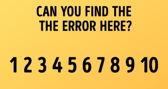 30 giây xử lý 8 câu đố, bạn làm được không? (2) - 4