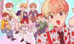 Fan cứng đoán nhóm nhạc Kpop qua hình chibi