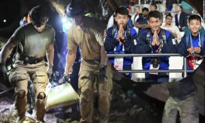 Đội bóng nhí Thái Lan được giải cứu nhờ gây mê bằng ketamine