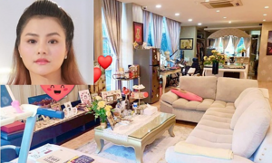 Biệt thự tiện nghi rộng 1.000 m2 của Vũ Thu Phương
