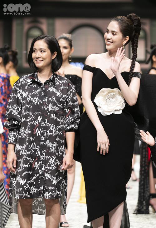 Ở tuổi 30, Ngọc Trinh vẫn giữ được nhan sắc trẻ trung. Cô đắt show dự event, làm mẫu và có công việc kinh doanh thời trang, sản phẩm làm đẹp ổn định.