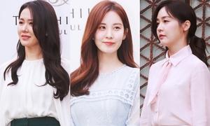 Seo Hyun khoe khí chất lấn át dàn sao khi đi dự đám cưới