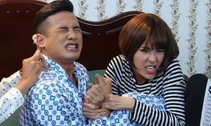 Lương Thế Thành: 'Vợ mang hết uất ức ở nhà vào phim để trả thù tôi'