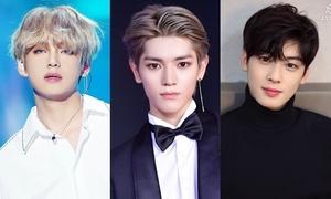 V - Tae Yong - Eun Woo: Ai là visual xuất sắc hơn?