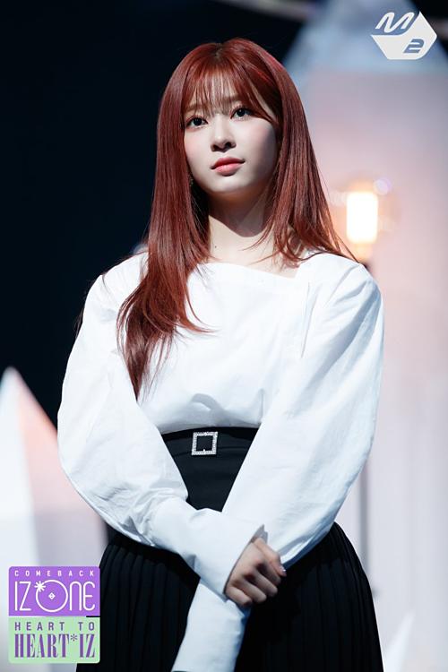 Kim Min Joo được bình chọn là thành viên xinh đẹp nhất IZONE.
