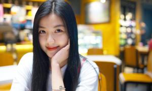 Lương Thanh: 'Bố mẹ vẫn nghĩ tôi trẻ con cho đến khi xem cảnh nóng'