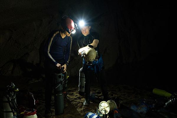 Các nhà thám hiểm chuẩn bị khám phá hang SơnĐoòngẢnh: Oxalis.