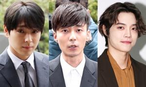 Choi Jong Hoon, Roy Kim và Eddy Kim đồng loạt nhận tội