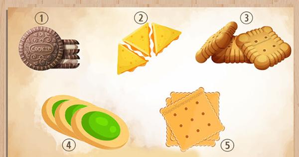 Trắc nghiệm: Vén màn bí ẩn về con người bạn qua chiếc bánh quy ngon mắt