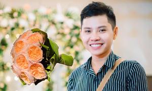 Hoa gói lá chuối - sáng tạo độc lạ của ông chủ 8X