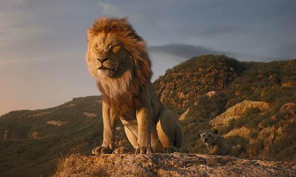 Vua cha Mufasa và Simba
