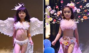 Mẫu nhí ở Trung Quốc: Diễn nội y từ 2 tuổi, bị đánh khi tạo dáng sai
