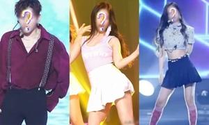 Đoán được idol Kpop nào, hát bài gì thì bạn quá đỉnh (2)