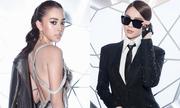 Thảm đỏ Tuần lễ thời trang: Tiểu Vy, Ngọc Trinh gây bất ngờ với style cá tính