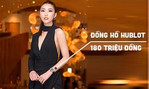 Set đồ hơn 300 triệu đồng dự sự kiện của Tường Linh