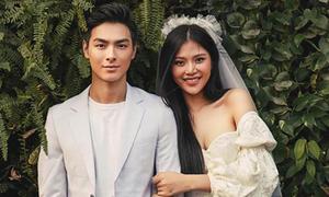 Jay Quân: 'Tôi vừa làm chồng vừa làm thầy vì vợ... còn trẻ con'