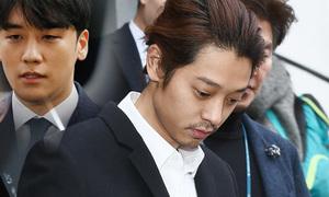 Cãi lời Seung Ri, Jung Joon Young trở thành 'kẻ tội đồ'