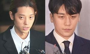 Phát hiện 10 video hiếp dâm trong group chat của Jung Joon Young, Seung Ri