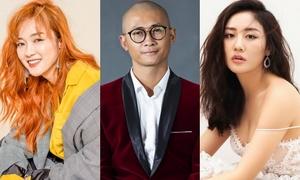 Văn Mai Hương đối đầu Đinh Hương trên ghế nóng 'Trời sinh một cặp'