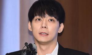 Park Yoo Chun bị điều tra dùng ma túy, cấm xuất cảnh khỏi Hàn Quốc