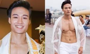 Vẻ điển trai, quyến rũ của Quán quân 'Người mẫu thể hình Việt Nam'
