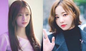 Loạt mỹ nhân Kpop gây sốt nhờ đổi kiểu tóc