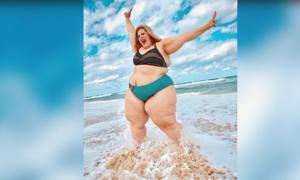 Hãng Gillette bị chỉ trích 'vô trách nhiệm' khi lăng xê người mẫu ngoại cỡ