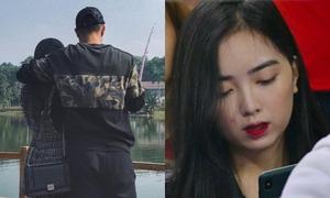 Hà Đức Chinh và bạn gái tin đồn 'thả thính' công khai trên mạng xã hội