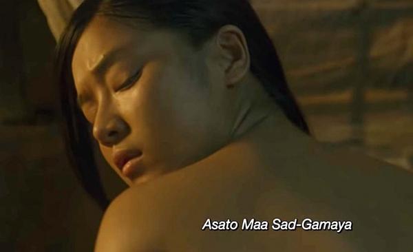 Hoàng Yến có cảnh nhạy cảm đầu tiên trên màn ảnh với Thiên linh cái.