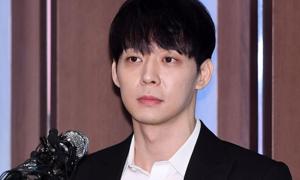 Cảnh sát khám xét nhà riêng Park Yoo Chun