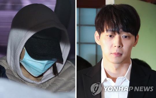 Park Yoo Chun đã bị cấm xuất cảnh để phục vụ điều tra trong vụ án Hwang Hana.