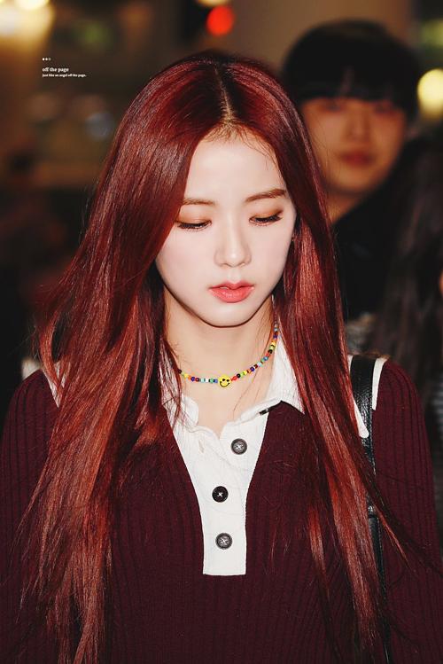 Ji Soo hiện đang là thành viên kém nổi tiếng nhất nhóm.