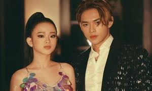 Linh Ka sexy táo bạo bên hot boy Dương Minh Tuấn
