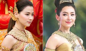 Nhan sắc đời thường của 6 'nữ thần đẹp nhất Thái Lan' ở Songkran 2019