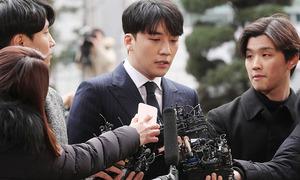 Seung Ri nói gì khi cảnh sát khẳng định có môi giới mại dâm?