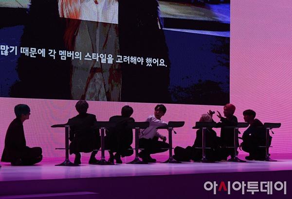 BTS khoe visual đỉnh cao tại họp báo comeback, tuyên bố tham vọng tương lai - 8