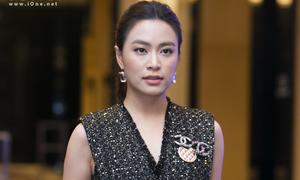 Hoàng Thùy Linh bật khóc khi trở lại đóng phim truyền hình