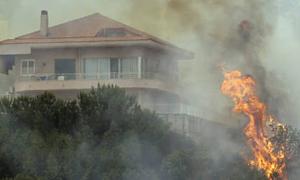 Hai sinh viên Italy bị phạt 30 triệu USD vì nướng thịt gây cháy rừng