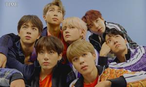BTS vào top 100 nhân vật ảnh hưởng nhất thế giới 2019
