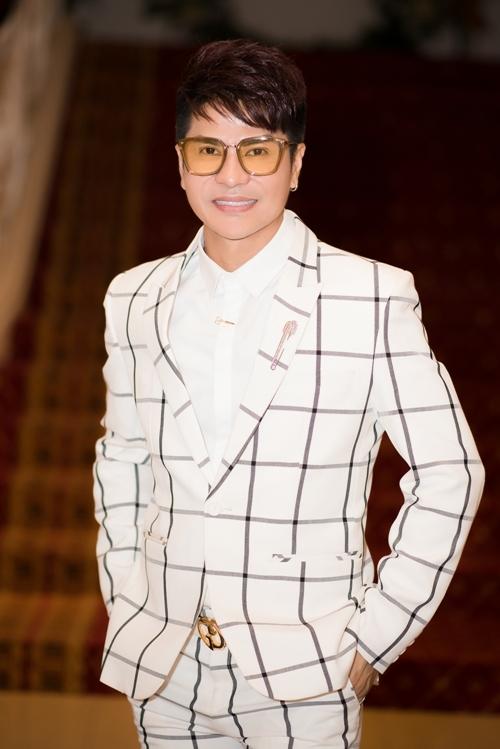 Ca sĩ Lương Gia Huy.