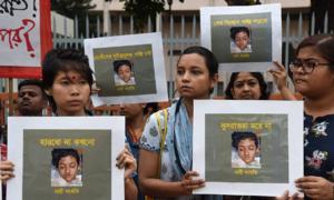 Nữ sinh Bangladesh bị thiêu sống vì tố hiệu trưởng quấy rối tình dục