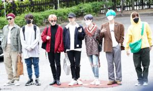 BTS chiếm spotlight của IZONE, Momoland trên đường tới Music Bank