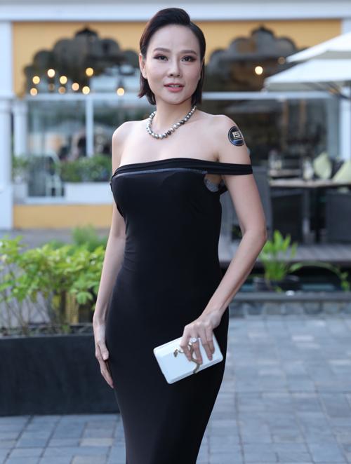 Siêu mẫu Dương Yến Ngọc cũng là một độc giả thường xuyên của Ngoisao.net.