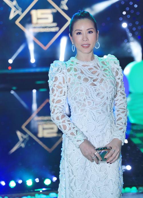 Hoa hậu Quý bà Thu Hoài.